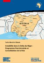 Instabilité dans le Delta du niger