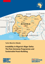 Instability in Nigeria's Niger delta