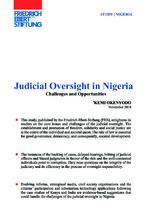 Judicial oversight in Nigeria